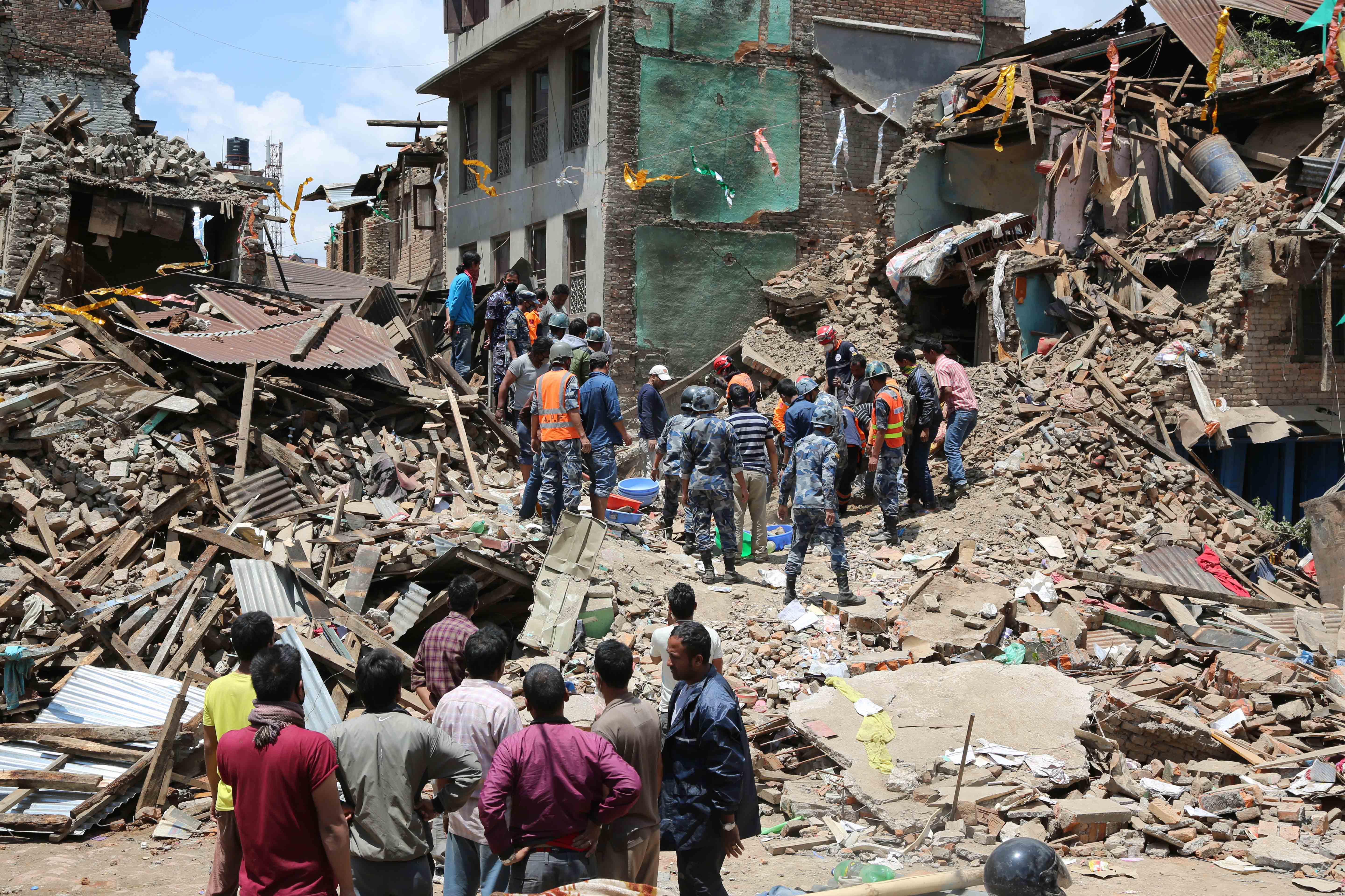 Nepal earthquake anniversary: WHO urges South-East Asian countries to scale up preparedness