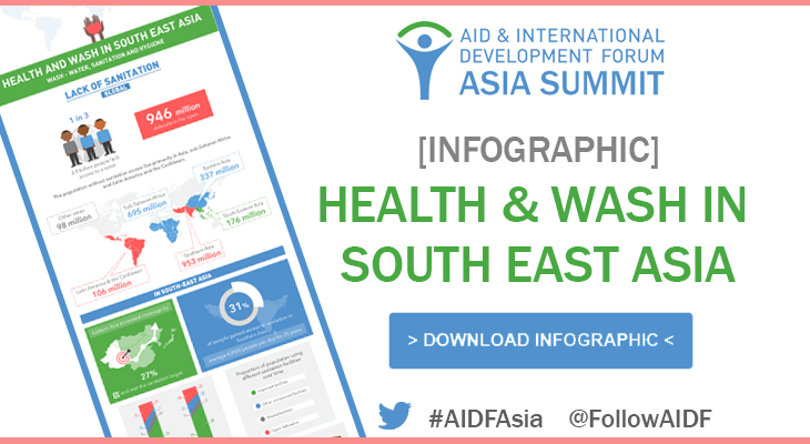 [infographic] Health & WASH in South East Asia
