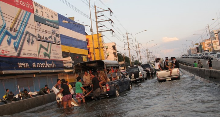 Natural disasters could cost Asia $160 billion a year by 2030