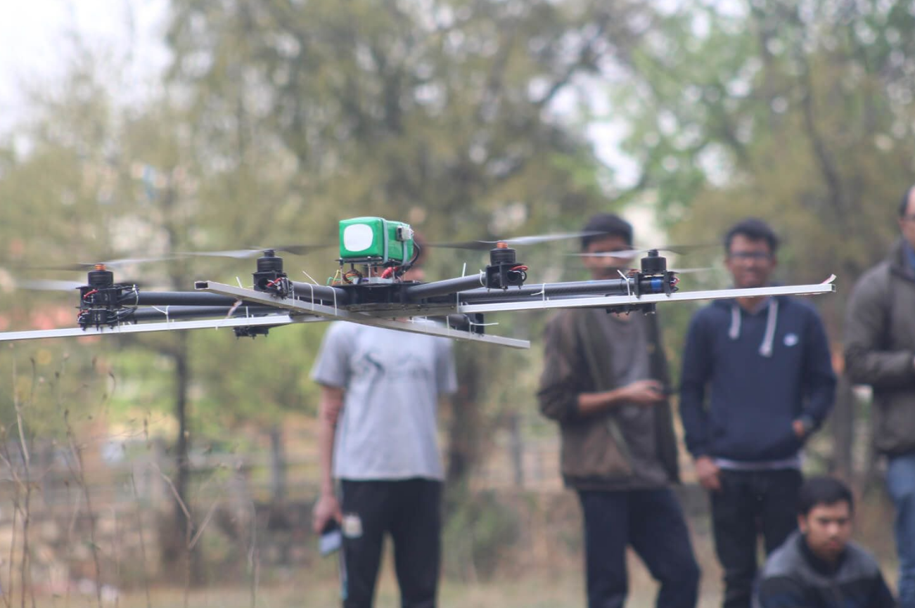 Drones are connecting rural Nepalese communities to healthcare facilities