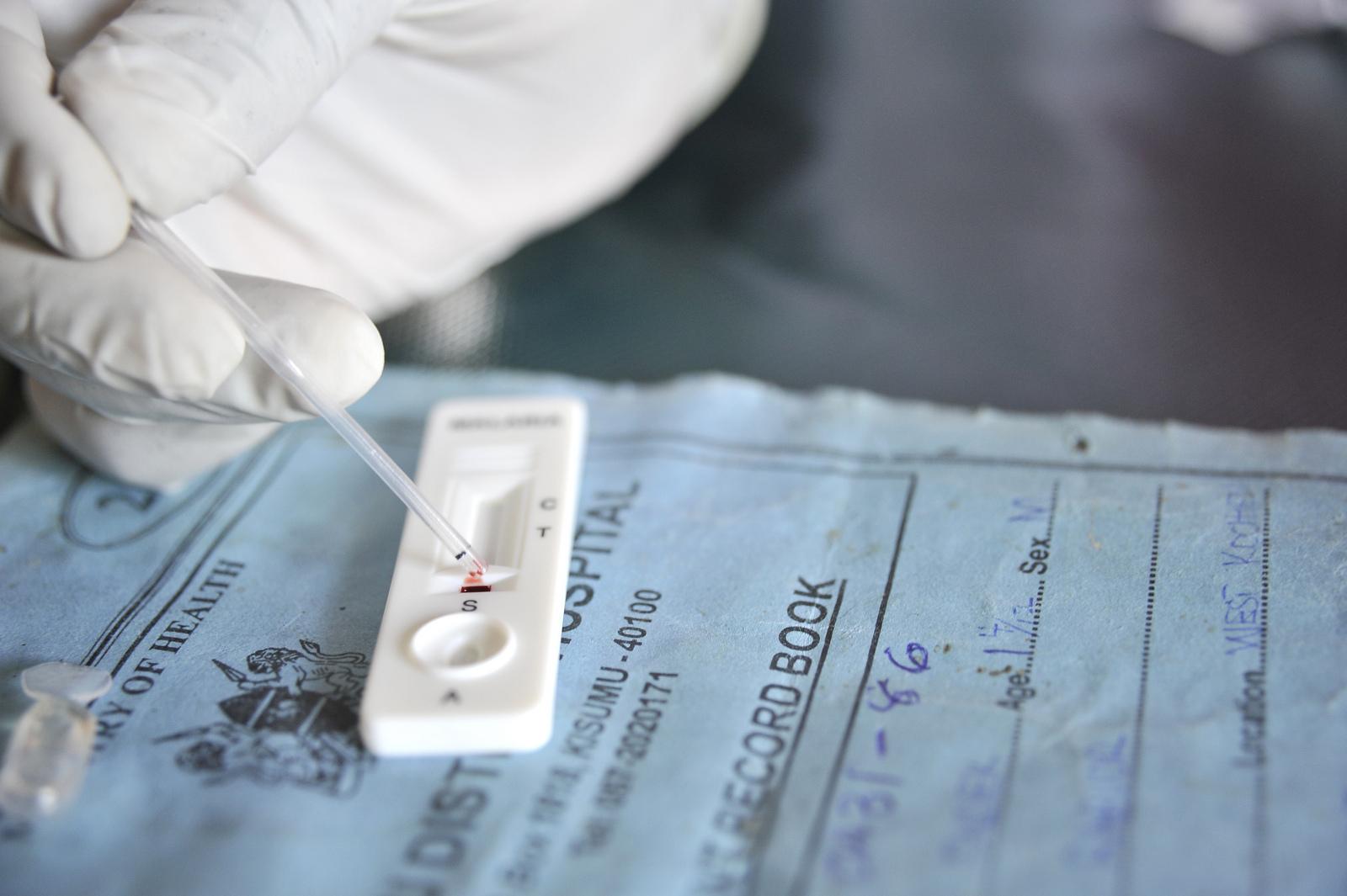 For a malaria-free world