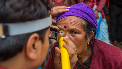 Nepal eliminates trachoma, the first country in South East Asia to do so