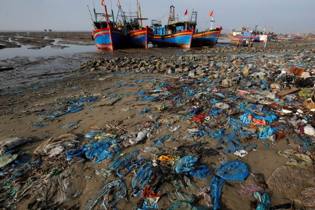 Embassies and international organisations take a stand against plastic pollution in Vietnam