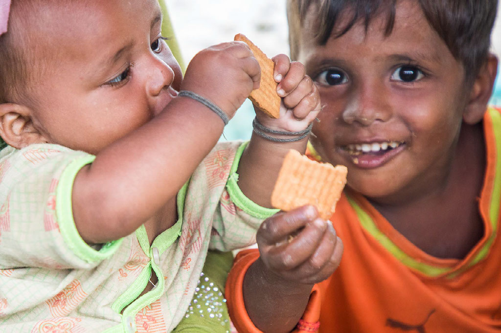 Nutrition initiatives in Cox's Bazar have received a boost