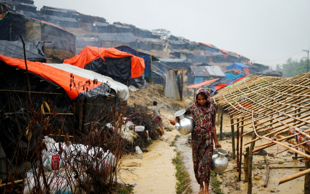 Rohingya women and girls in Bangladesh urgently need more funding, urges Oxfam