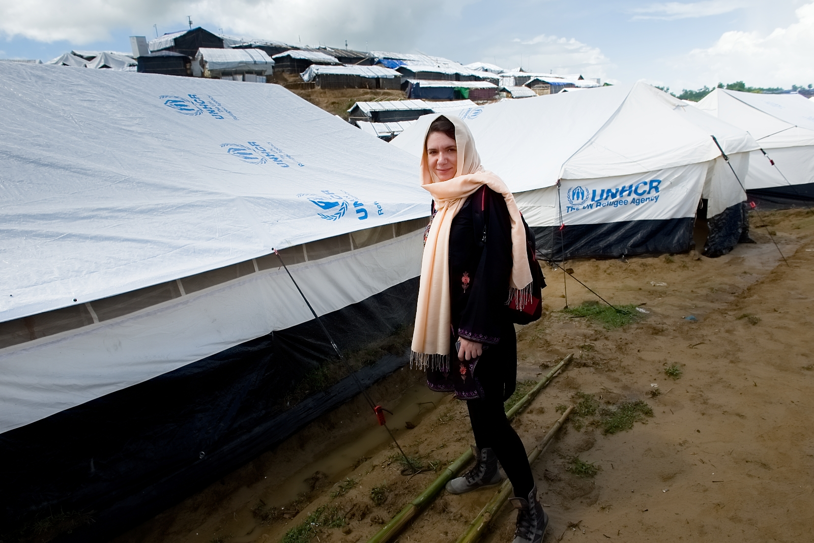 Rapid Rohingya response: Our emergency response approach
