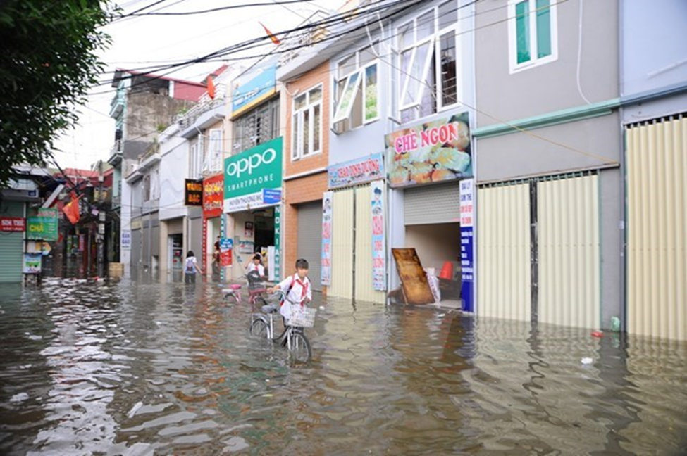 New solutions needed in Mekong Delta flooding