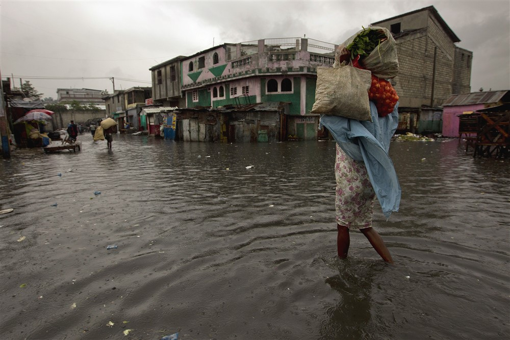 Urgent action is needed to tackle water-related disasters