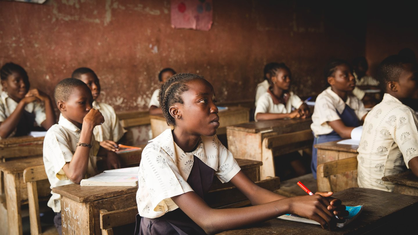 The world could lose $30 trillion a year due to failure of girls' education