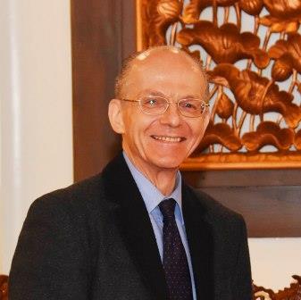 Dr Stephan Paul Jost